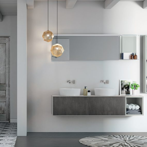 Bagno Accessori E Mobili Roma.Arredo Bagno Roma De Angelis Materials Design