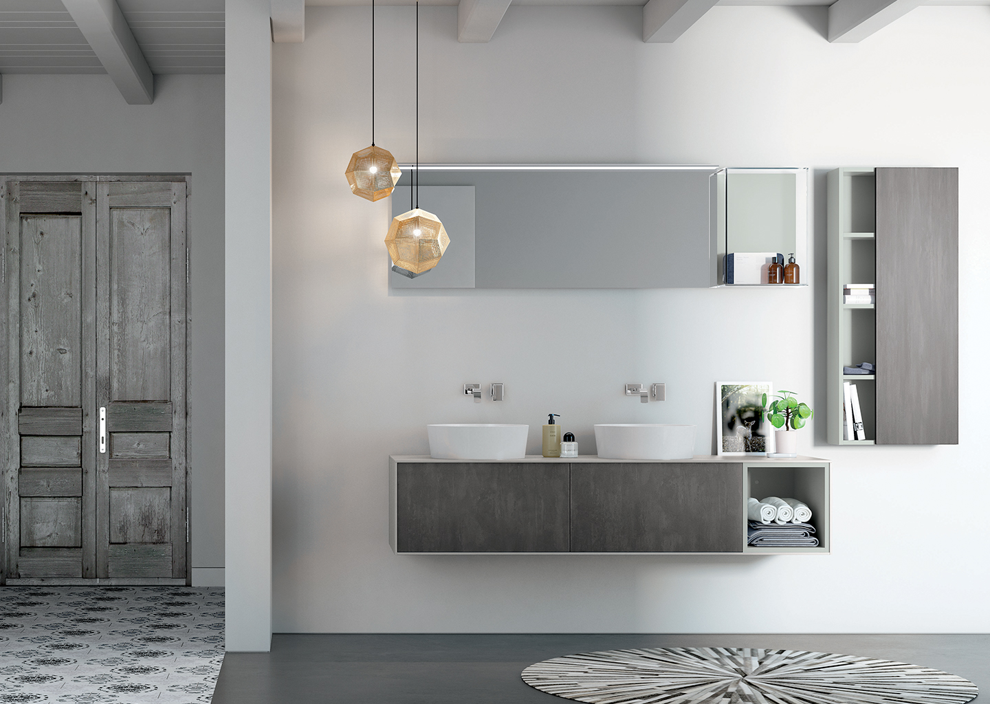 Mobili e accessori bagno roma de angelis materials design