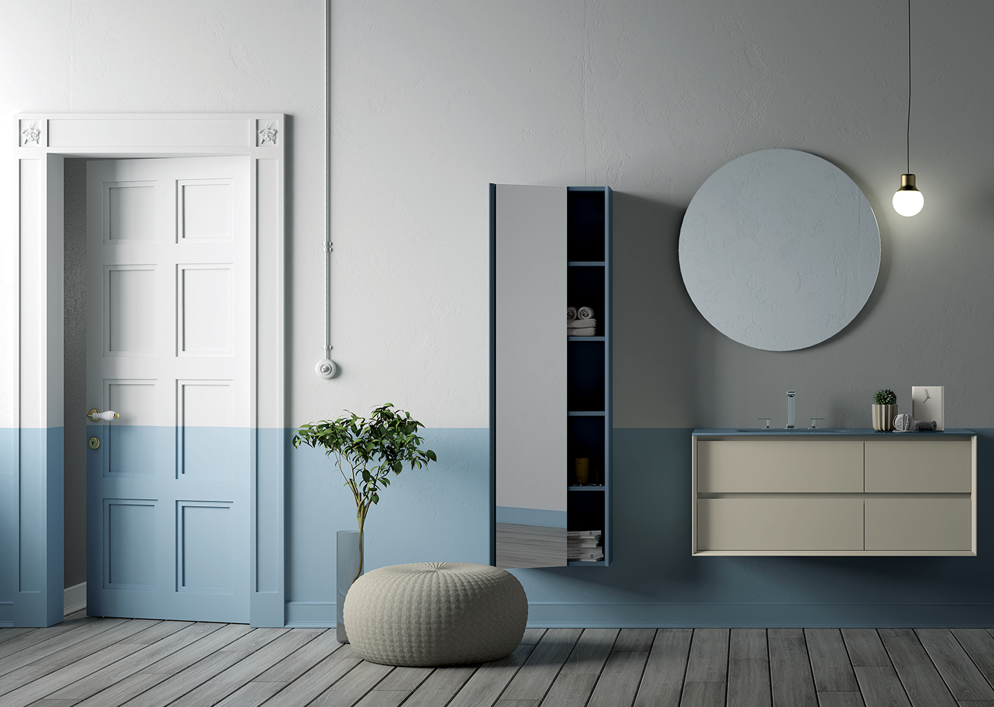 Mobili e Accessori Bagno Roma | De Angelis Materials & Design