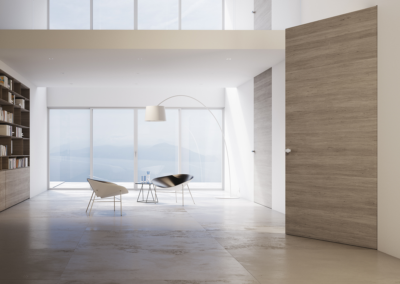 Porte da interno Roma   De Angelis Materials & Design